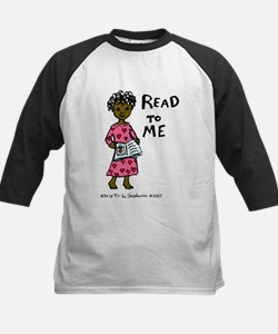 Read To Me 3 Tee
