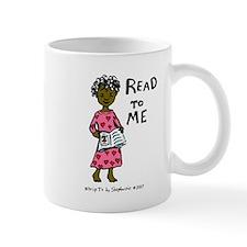 Read To Me 3 Mug