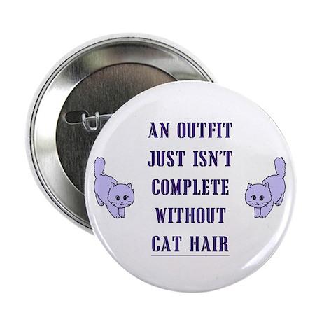 Cat Hair Button