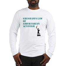 Bad Activists Long Sleeve T-Shirt