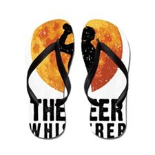 The Beer Whisperer Flip Flops