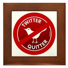 btn-twitter-quitter Framed Tile