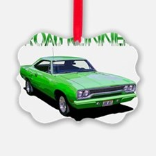 GreenRunner-10 Ornament