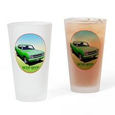GreenRunner-C8trans Drinking Glass
