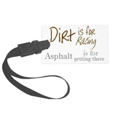 dirtracing2 Luggage Tag