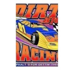 DirtRacing Postcards (Package of 8)