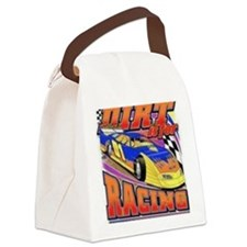 DirtRacing Canvas Lunch Bag