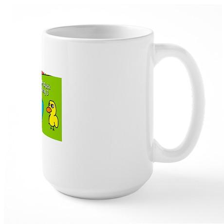 duck Large Mug