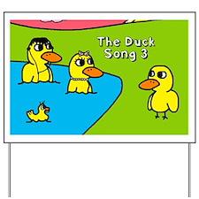duck Yard Sign