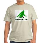 TEAM SASQUATCH T-SHIRT BIGFOO Ash Grey T-Shirt