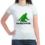 TEAM SASQUATCH T-SHIRT BIGFOO Jr. Ringer T-Shirt