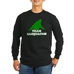 TEAM SASQUATCH T-SHIRT BIGFOO Long Sleeve Dark T-S