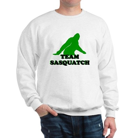 TEAM SASQUATCH T-SHIRT BIGFOO Sweatshirt