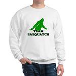 TEAM SASQUATCH T-SHIRT BIGFOO Sweatshirt