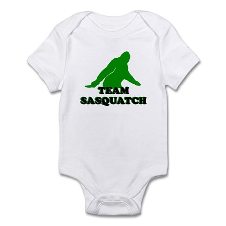 TEAM SASQUATCH T-SHIRT BIGFOO Infant Bodysuit