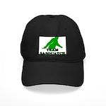 TEAM SASQUATCH T-SHIRT BIGFOO Black Cap