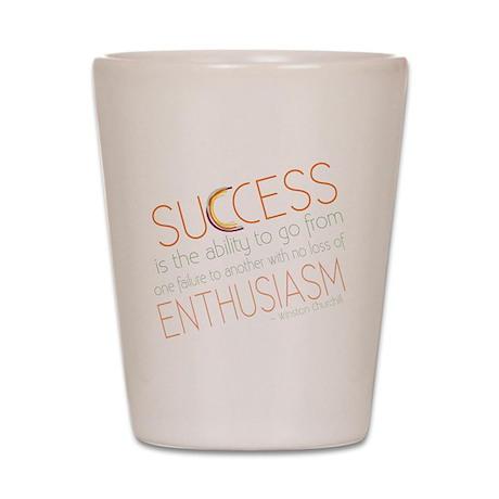 success3 Shot Glass