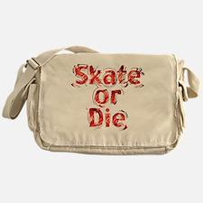 skate1_or_die Messenger Bag