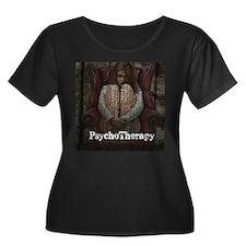 WordPlay PsychoTherapy Plus Size T-Shirt
