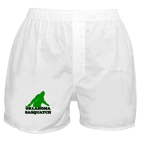 OKLAHOMA BIGFOOT OKLAHOMA SAS Boxer Shorts