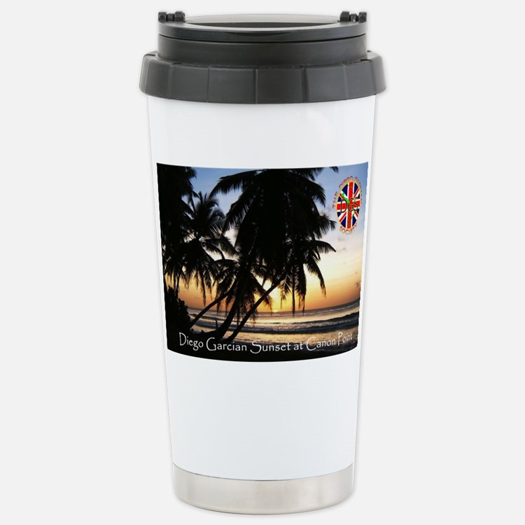 Postcard-sunset-v1.gif Stainless Steel Travel Mug