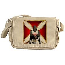 TemplarandCross Messenger Bag