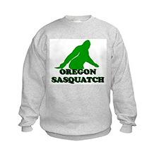 OREGON BIGFOOT OREGON SASQUAT Sweatshirt