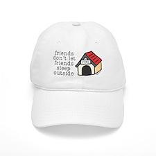 Dog House Baseball Cap