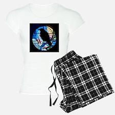 Raven Silhouette Pajamas