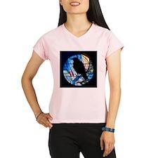 Raven Silhouette Performance Dry T-Shirt