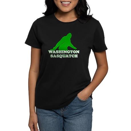 WASHINGTON SASQUATCH WASHINGT Women's Dark T-Shirt