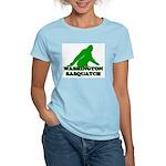 WASHINGTON SASQUATCH WASHINGT Women's Pink T-Shirt