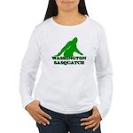 WASHINGTON SASQUATCH WASHINGT Women's Long Sleeve