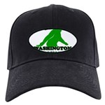 WASHINGTON SASQUATCH WASHINGT Black Cap