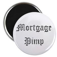 Mortgage Pimp Magnet