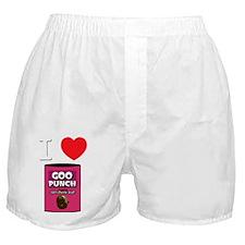 ilovegoopunch2 Boxer Shorts