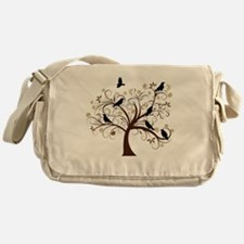 Ravens Tree Messenger Bag