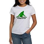 WEST VIRGINIA BIGFOOT WEST VI Women's T-Shirt