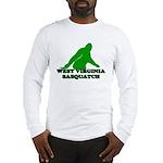 WEST VIRGINIA BIGFOOT WEST VI Long Sleeve T-Shirt