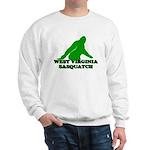 WEST VIRGINIA BIGFOOT WEST VI Sweatshirt