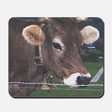 Swiss Cow Mousepad