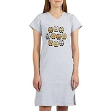 10cow_square Women's Nightshirt