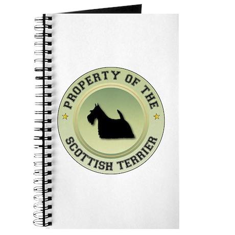Scotty Property Journal