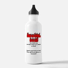 gotojailtransp Water Bottle