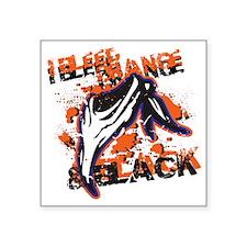 "BleedBandana_Wht Square Sticker 3"" x 3"""