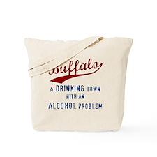 Buffalo Drinks Tote Bag
