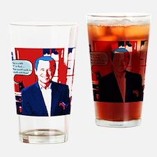 Biden_Donkey_F Drinking Glass