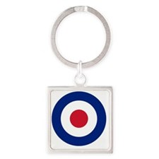 RAF_10x10 Square Keychain
