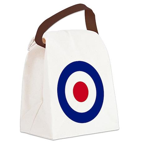 RAF_10x10 Canvas Lunch Bag