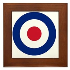 RAF_10x10 Framed Tile